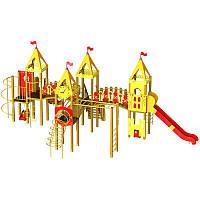 """Игровой комплекс """"Крепость Люкс"""" для площадки, фото 1"""