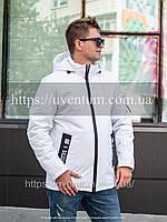 Мужская куртка осень-весна от производителя 48-56 белый