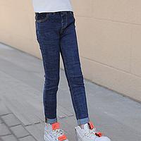 Джинси для дівчаток / Джинсы для девочек, весенне-осенняя одежда, детские эластичные узкие джинсы