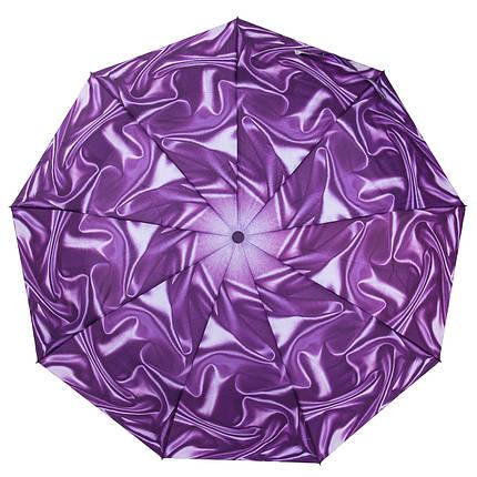 Зонт Полуавтомат Женский полиэстер 915-6, фото 2