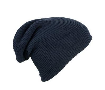 Трикотажные шапочки длинный крой 7955-4