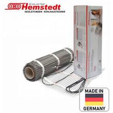 Теплый пол нагревательный мат Hemstedt DH 150 Вт/м кв. под плитку в плиточный клей Германия