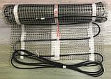 Теплый пол нагревательный мат Hemstedt Di Si H 150 Вт/м кв. под плитку в плиточный клей Германия, фото 3