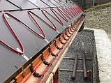 Нагрівальний двожильний кабель Hemstedt BRF-IM 27 Вт/м для обігріву водостоків, відкритих площ і балконів, фото 3