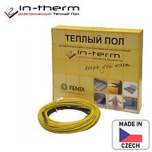 Нагревательный кабель теплый пол двужильный IN-THERM ADSV 20 Вт/м  под плитку в плиточный клей Чехия