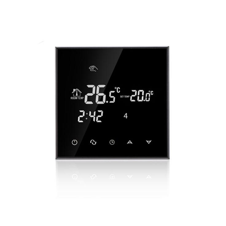 Терморегулятор сенсорный программируемый Warm Life 16 A  для теплого пола