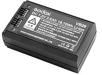 Аккумулятор Godox VB26 для вспышек V1 (VB26), фото 1