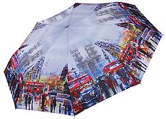 Зонт TRUST женский полный автомат 3 сложения 31477-1