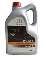 Моторное масло Toyota Fuel Economy Extra 0W-20 5л