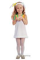 Детский карнавальный костюм Зайчик - девочка Код 83117