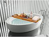 Бамбуковый столик для ванны Utoplike, фото 3