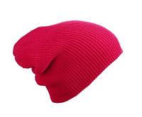 Трикотажные шапочки длинный крой 7955-7