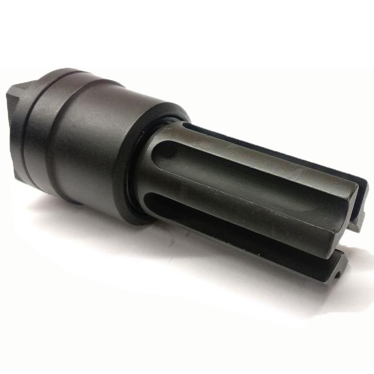 Пламегаситель STEEL titanium .308 15x1
