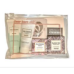Набір мініатюр Heimish All Clean Mini Kit
