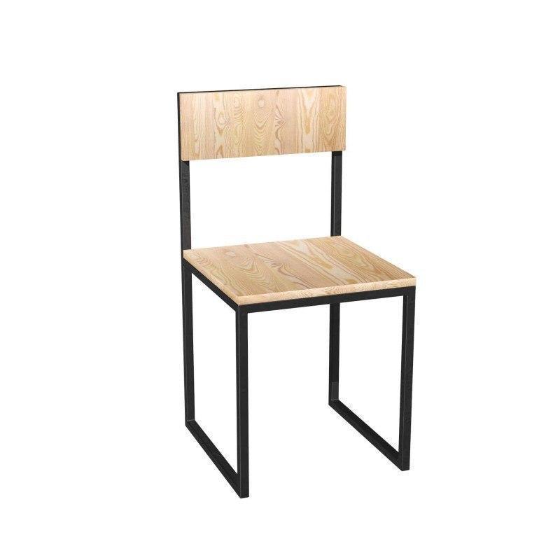 Класичний дерев'яний стілець від виробника
