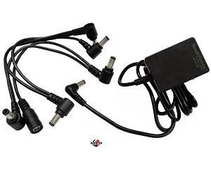 ROCKPOWER RPNT50 Блок питания для педалей 9В, 1300м + кабель питания