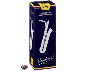 """VANDOREN SR2425 Трость для саксофона баритон традиционная, 2,5 """""""
