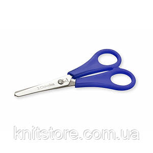 Ножницы 3Claveles школьные 12.5 см Синий