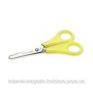 Ножницы 3Claveles школьные 12.5 см Желтый