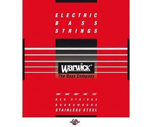 WARWICK 42300 Red Label Струны для бас-гитары 5 струн, .040-.130