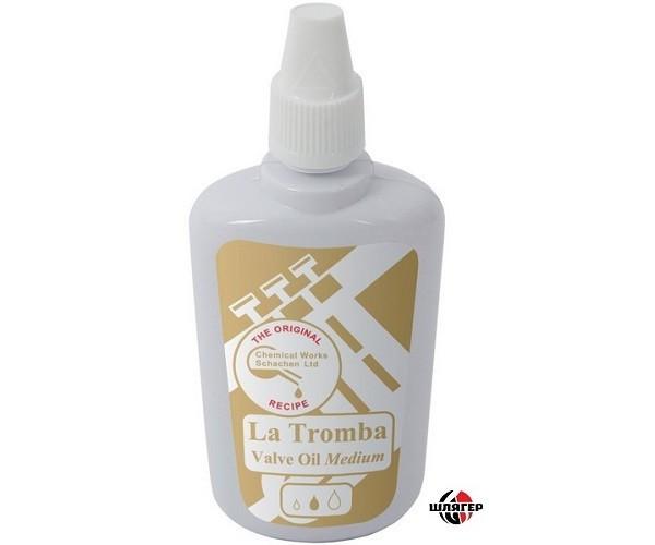 LA TROMBA T2 760564 Valve Oil Medium Масло для помповых клапанов труб