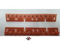YAMAHA VU328402 Резиновые контакты для PSR 730, 340, 540, 350, 640, 900 (1х12)
