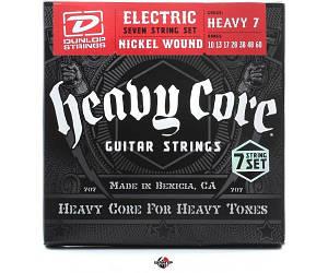 DUNLOP DHCN1060-7 Струны для электрогитары 7 струн