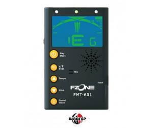 FZONE / XVIVE FMT601 Black Тюнер-метроном хроматический