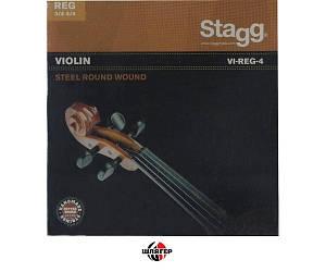 STAGG VI-REG-4 Струни для скрипки 3/4-4/4