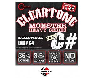 CLEARTONE 9460 Струны для электрогитары Drop C # .012-.060