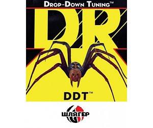 DR DDT11 DROP DOWN TUNING 011-054 Струны для электрогитары .011-.054