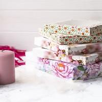 Подарочная женская упаковка
