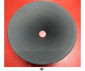 """RSE Дифузор 15"""" діаметр 320мм, висота для горла 76/75mm. гладкий"""