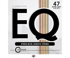 CLEARTONE 7810 Струны для акустической гитары .010-.047