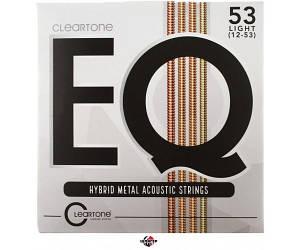 CLEARTONE 7812 Струны для акустической гитары .012-.053