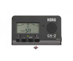 KORG GA2 Тюнер цифровой гитарный