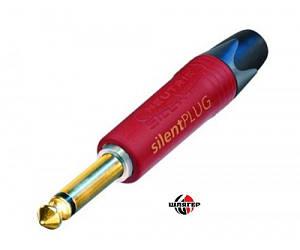 NEUTRIK NP2X-AU-SILENT-POS Разъем 6,3 мм кабельный моно