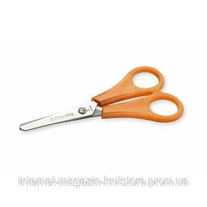 Ножницы 3Claveles школьные 12.5 см Оранжевый