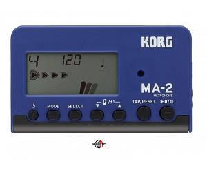 KORG MA2 BLBK Метроном цифровой
