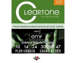 CLEARTONE 7410 Струны для акустической гитары 10-47