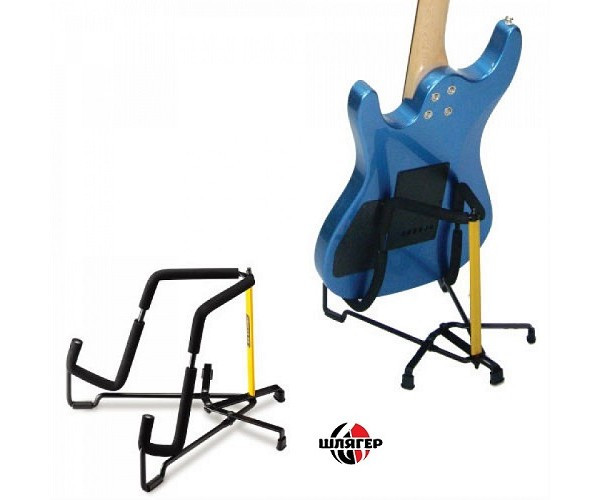 HERCULES GS302B Стойка для гитары электро бас
