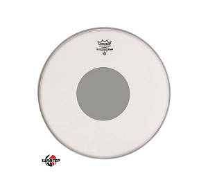 REMO CS011410 COATED BLACK DOT Пластик для робочого барабана