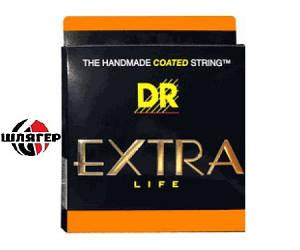 DR EXTRA LIFE EXR012-054 Струны для акустической гитары ф.бронза .012-.054