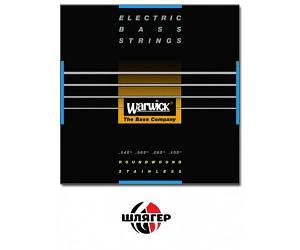 WARWICK 40200 Black Label Струны для бас-гитары .045-.105