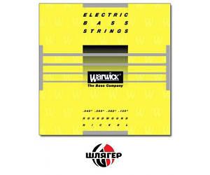WARWICK 41200 Yellow Label Струны для бас-гитары .045-.105