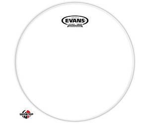 """EVANS S14H20 14"""" Резонаторний пластик для робочого барабана, Hazy 200"""