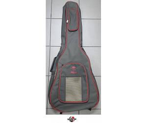 KAPOK R8G41 Чехол для акустической гитары 8мм, темно зеленый цвет