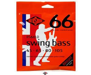ROTOSOUND RS66LD Струны для бас-гитары сталь, .045-.105