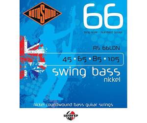 ROTOSOUND RS66LDN Струны для бас-гитары .045-.105