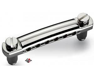 SHALLER 49060 GTM Stop Tailpiece Тейл для Бриджа электрогитары chrome